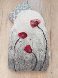 bouillotte-sèche-laine-feutrée-gris-coquelicot