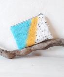 pochette-3-couleurs-pastel-pois-laine-feutrée